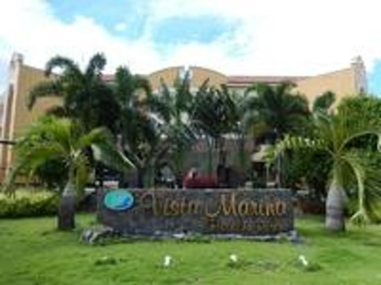 Vista Marina Hotel and Resort: ホテルの外観