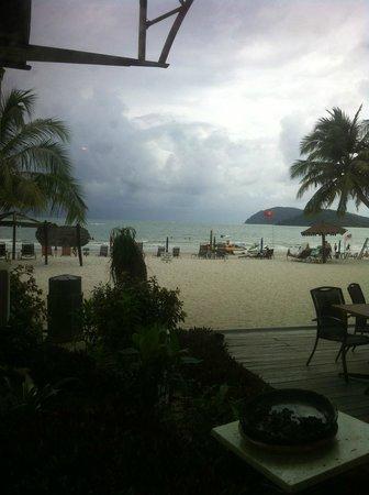 Best Star Resort: вид из окна