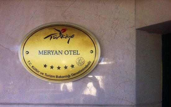 Meryan Hotel: Hotel