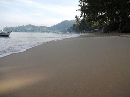 Summer Homes Beach Resort Fine Sand In Port Barton