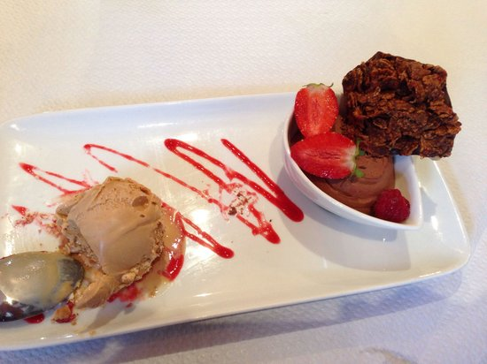 la cocotte: Miam chocolat au dessert :)