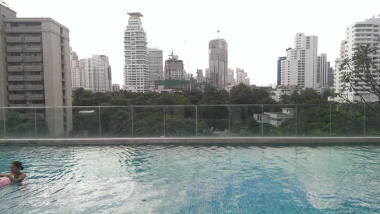 39 Boulevard Executive Residence Hotel: Swimming Pool