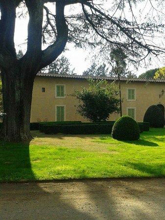 Park Hotel Villa Grazioli: limonaia