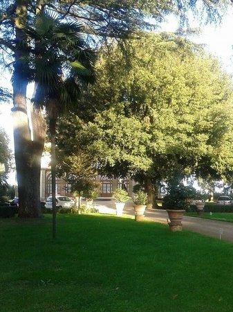 Park Hotel Villa Grazioli: parco