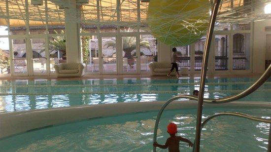 Park Hotel Ai Cappuccini: Piscina