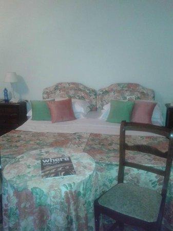 Park Hotel Villa Grazioli : la nostra camera