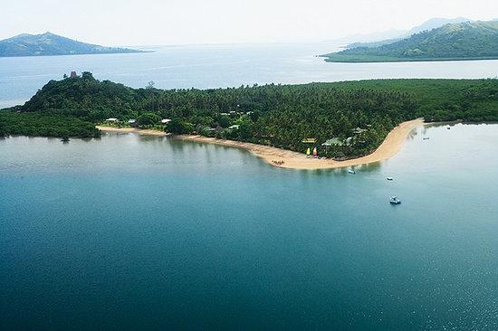 Nukubati Private Island: Nukubati Island