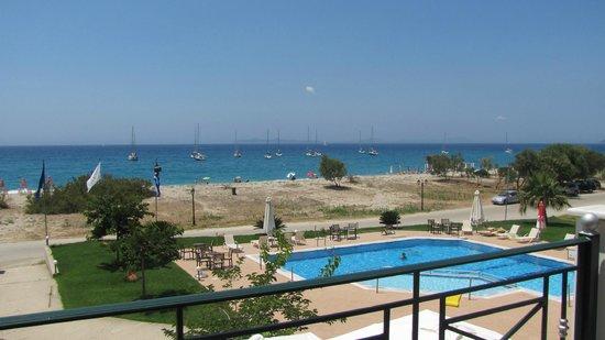 Coralli Hotel: Sea View Room