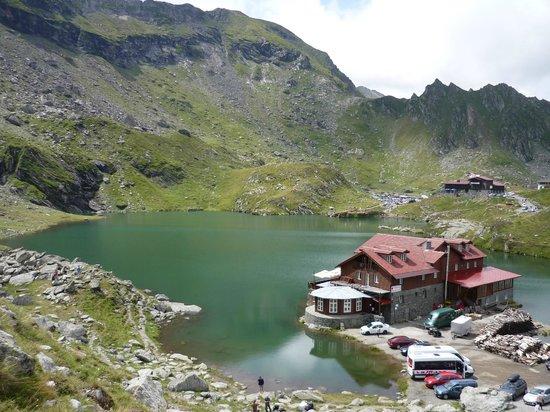 Cartisoara, Romania: Balea Lake, Transfagarasean Road, Romania
