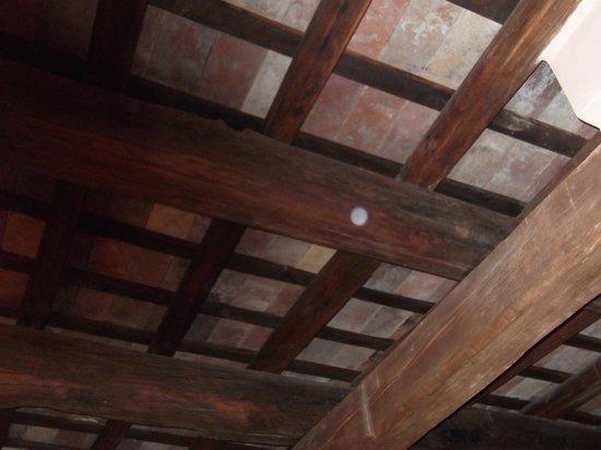 Relais Castrum Boccea : soffitto