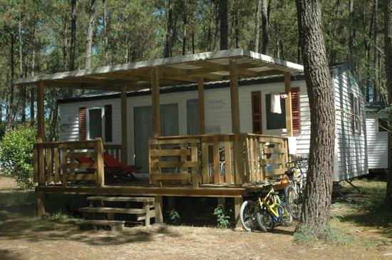 Camping L'Océane : Lodge