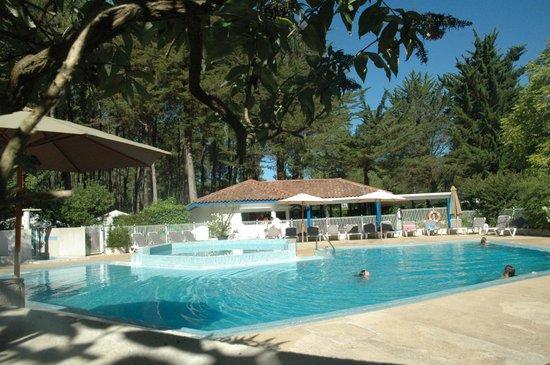 Camping L'Océane : Piscine