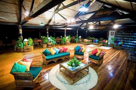 Nukubati Private Island: pavilion