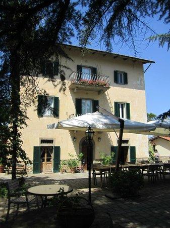 Agriturismo La Pievuccia: The main house