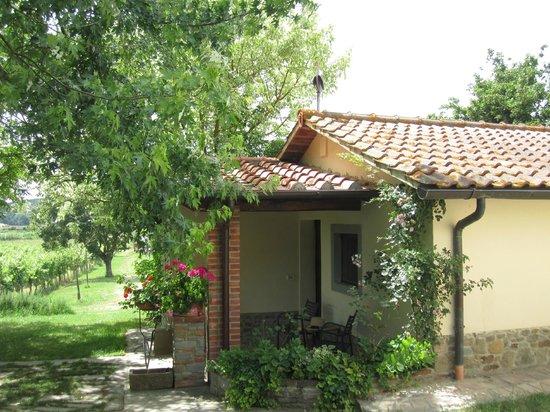 """Agriturismo La Pievuccia : Our accommodation -  """"Fiordaliso"""""""