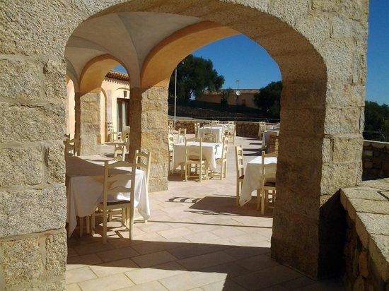 Hotel S'Olias: Terrazza