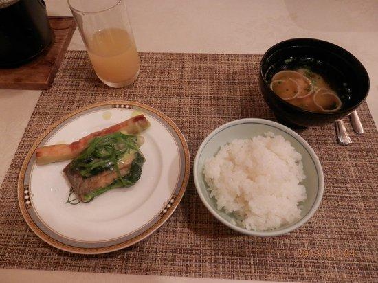 Reflet's Izukogen: 夕食のサブディッシュ