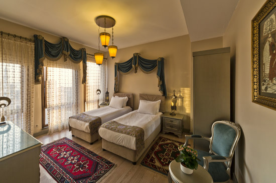 Sokullu Pasa Hotel: twin room