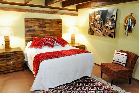 Casa Santa Lucia: Nuestras suites son temáticas de acuerdo a las distintas regiones de Chiapas