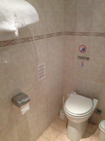 Hôtel Lafayette Nice : Ванная комната