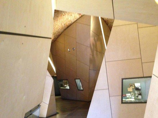 Danish Jewish Museum : Amazing architecture