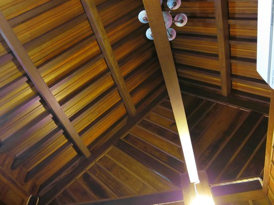 Lakhangthong Boutique Hotel: Roof