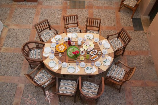 Villa Sa Barcella : Breakfast zone