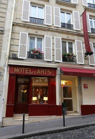 Hôtel des Arts - Montmartre: Hotel des Arts