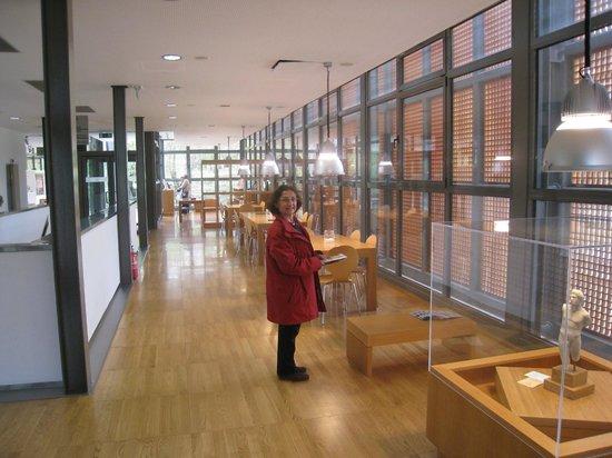 The Cultural Center of Aristotle's School