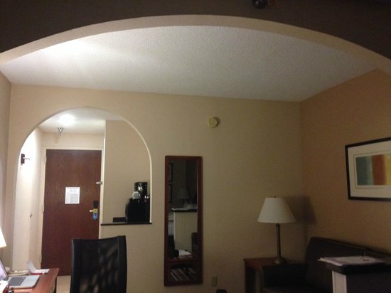 Comfort Suites: Room inside