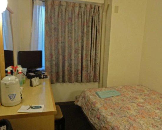 Super Hotel Ishigakijima : シングルルーム