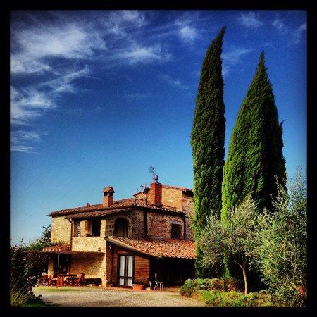 Agriturismo Molinuzzo: Location da sogno