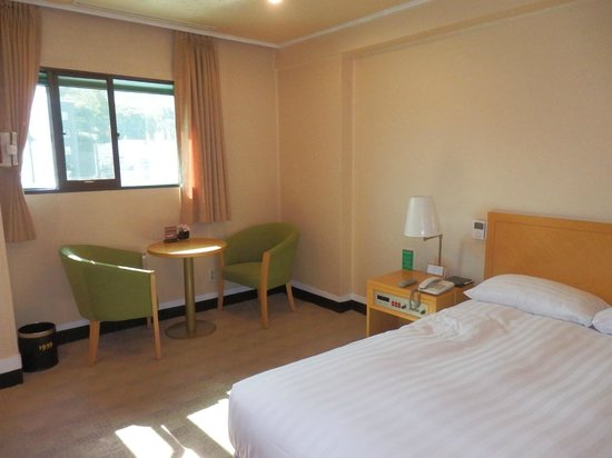 Astoria Hotel : good size for a short stay