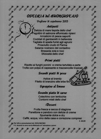 Arconate, Italia: capodanno2013