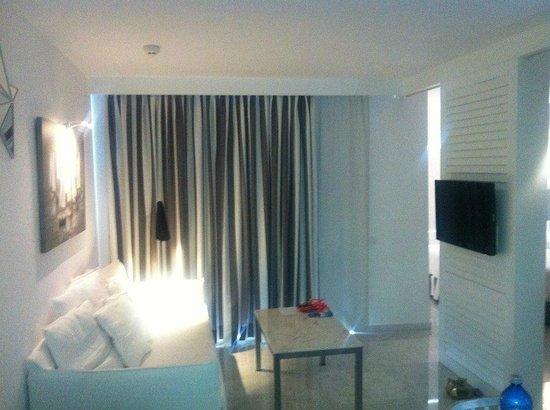 Marina Bayview: Sitting room