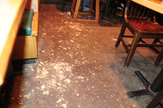 Peanuts Dust Everywhere Picture Of Texas Roadhouse Scarborough Tripadvisor