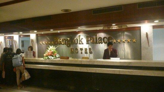 Bangkok Palace Hotel : Bangkok Palace