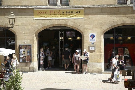 Tourist Office Sarlat Perigord Noir