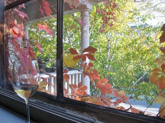Avalon Bed & Breakfast : Great Autumn drink