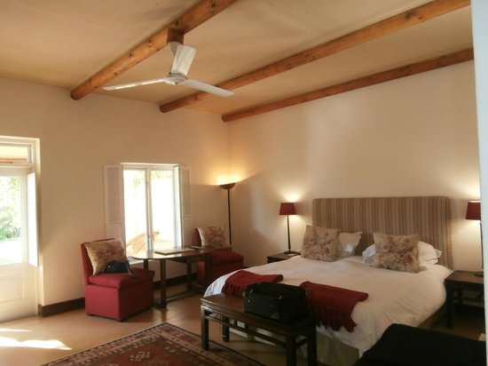 Spier Hotel: Room View