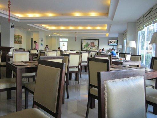 Heuang Chaleun Hotel : Restaurant