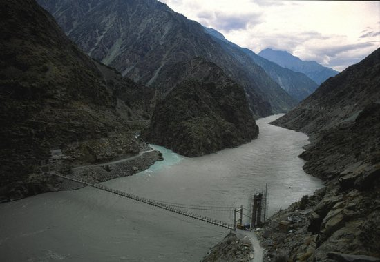 Karakoram Highway: Lungo la strada 1