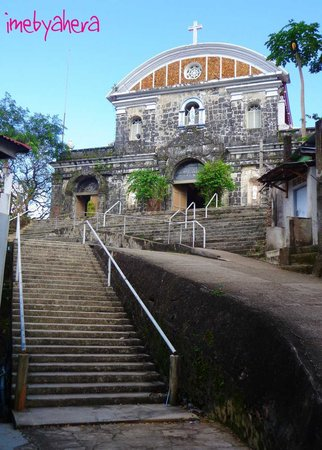 Amazed by the outside view of Immaculate Conception Church of Culion!