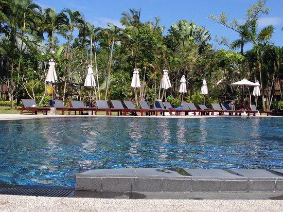 Deevana Patong Resort & Spa: Garden wing pool