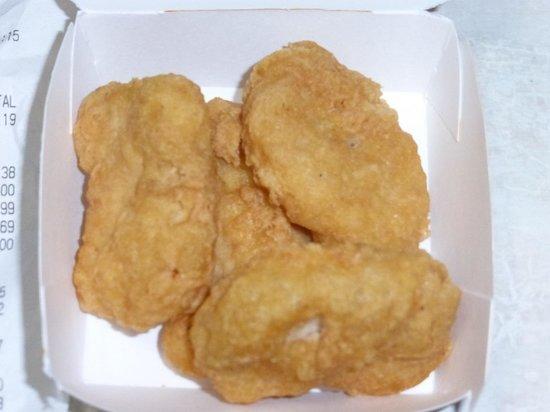 $1 McDonald's Chicken Nuggets Elkton