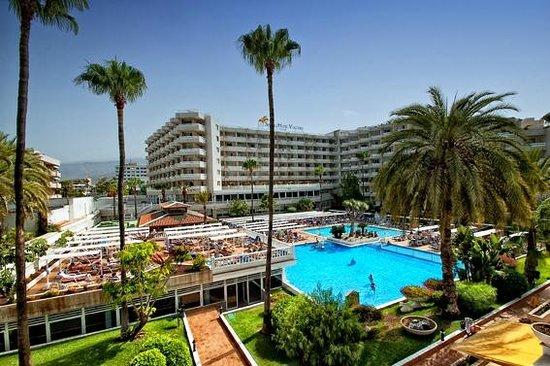 Spring Hotel Vulcano: Pool Area