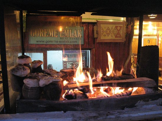 Comlek Restaurant : Warm and welcoming