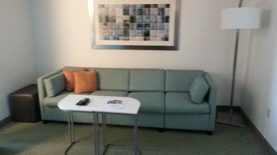 SpringHill Suites Miami Airport South: Sitting area