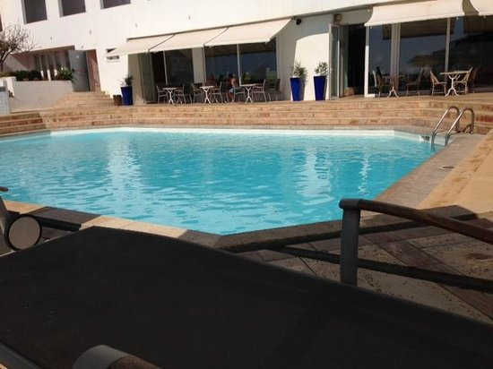 Belver Boa Vista Hotel & Spa : Pool Area