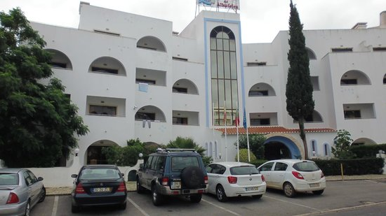 Varandas de Albufeira: Entrance clean and well kept